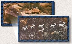 Outdoor Recreation: Hiking & Climbing Trails at Grapevine Canyon - Laughlin, Nevada Rdegion - DesertUSA