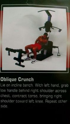 Weider 831153961 user manual crossbow advantage manuals and guides.