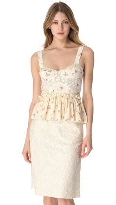 Jill Stuart Samantha top {lovely spring wardrobe addition}