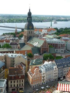 Latvia—beautiful Latvia!