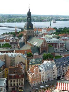 Latvia—beautiful Latvia!
