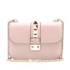 mytheresa.com - Valentino - LOCK MINI SHOULDER BAG - Luxury Fashion for Women / Designer clothing, shoes, bags