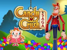 Candy Crush Saga is a match-three game in the manner of Bejeweled . It is currently the highest grossing app in the App Store, and the biggest app on Facebook.