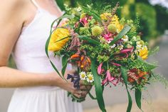 Bouquet Sunflowers D