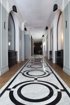 After 3 years of work, Hotel Bachaumont, a hotel in Paris designed by Dorothee Meilichzon has finally opened its doors.