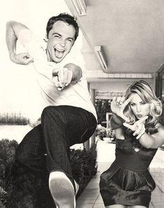Sheldon & Penny The Big Bang Theory