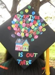 graduation cap decoration