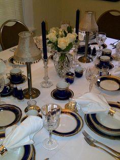 Titanic Dinner Party 1 Dinner Party Decorations, Dinner Themes, Party Themes, Party Ideas, Titanic Prom, Titanic Wedding, Bon Voyage Party, Elegant Winter Wedding, Mystery Dinner