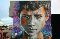 Os 30 melhores murais da arte de rua brasileira | Catraca Livre                                                                                                                                                      Mais