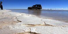 El principal atractivo turístico de la región es el Salar de Uyuni