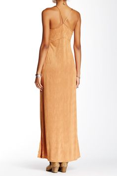 Free People - She Moves Maxi Jersey Gown at Nordstrom Rack. Free Shipping on…