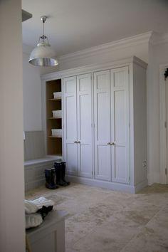 120 brilliant wardrobe ideas for first apartment bedroom decor Hallway Storage, Bedroom Storage, Door Storage, Cloakroom Storage, Wardrobe Storage, Tall Cabinet Storage, Küchen Design, House Design, Interior Design