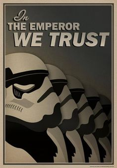 Star Wars Saga Imperial Army Recruitment Poster