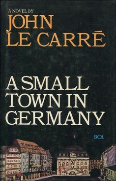 """""""It was his shoes, he noticed to his pleasure, that she most objected to; and he thought: bloody good, that's what shoes are for.""""  ― John le Carré, A Small Town in Germany"""