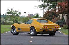 custom 1972 corvette | 1972 Corvette Stingray