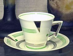 Anchor Porcelain Co.Ltd . (England)    1901-1918
