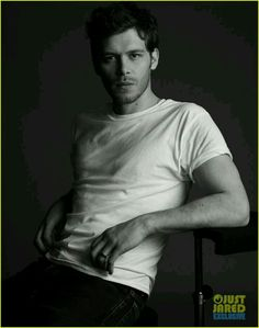 ~Joseph Morgan ~Best Known For His Role In The Series ~The Originals ~As Klaus Mikaelson ~V'''''V
