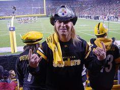 <3 Brett and Brett <3's Steelers