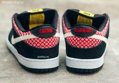 Firecracker Nike SB Dunk Low