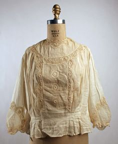 1920s blouse