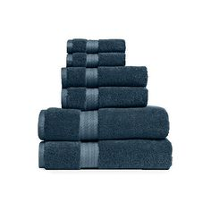 Royal Velvet Egyptian Cotton Solid Bath Towels ($12) ❤ liked on Polyvore featuring home, bed & bath, bath, bath towels, plush bath towels, green hand towels, royal velvet bath sheet, egyptian cotton hand towels and royal velvet bath towels