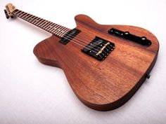 Tele Class! An absolutely fresh and high standards guitar, with EMG active pickups, Sperzel lock keys and Wilkinson bridge!