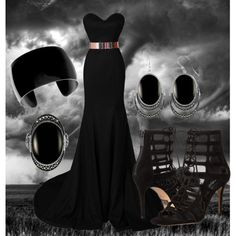 Storm sorceress by mollylsanders on Polyvore featuring Michael Kors