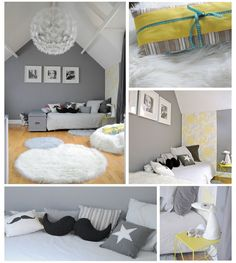Deco coaching for a teenager's room - A special place: rental of photo shooting spaces near Lille
