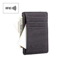 rfid slim wallet