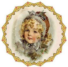 Christmas Past, Christmas Gift Tags, Christmas Crafts, Christmas Decorations, Christmas Ornaments, Decoupage Vintage, Vintage Ephemera, Vintage Postcards, Vintage Christmas Images