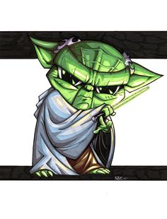 Baby Yoda 2 by *olivernome