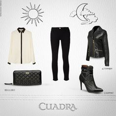 Looks de moda para esta temporada utilizando nuestros productos.