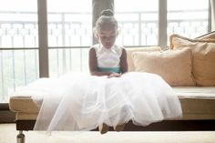 Our Littlest Aisle Walkers; Flower Girls and Ring Bearers - Munaluchi Bridal Magazine