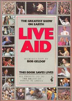 Live Aid Concert!