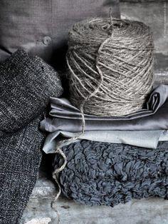 Grey colour pallet