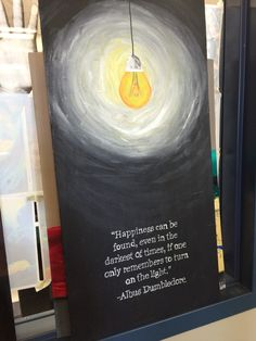 Harry Potter quote art. Acrylic media. (Done by myself Kris Terry)  #harrypotter #painting #mixedmedia