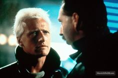 "Blade Runner - Roy & Leon - ""Someone was there. Men? Police men?"""