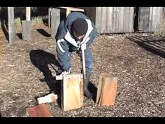 Making wood shingles-Outlandish Observations: Friday Fun Facts - 6/22/2012