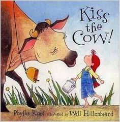Picture Books: Kiss the Cow!
