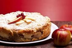 Passover Apple Cake recipe for the Jewish holiday of Passover or Pesach