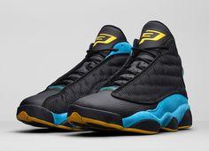 best sneakers 2accc 08bc3 Air Jordan XIII (13) Retro  CP3  -Release Date  November 7th