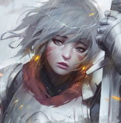 GoBoiano - Emotions Meet Realistic Fantasy in the Artworks of GUWEIZ More