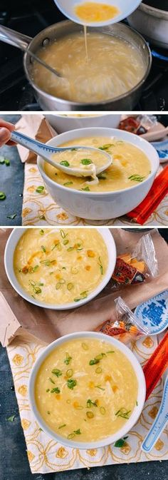 Egg Drop Soup recipe by the Woks of Life