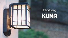 Kuna is a smart WiFi camera with intercom, built into an outdoor light. It detects people coming to your home and lets you see and speak to them using your smartphone,…