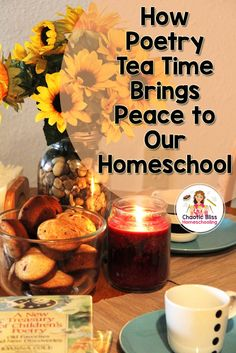 """""""Often times children develop a sense of anxiety when it comes to poetry, simply because they find it difficult to understand. With Poetry Tea Time your kids are gently introduced to the concept of poetry, where all they have to do is simply enjoy the readings."""" ~Jeanetta"""