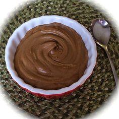 Pink-Vegan: Coffee Peanut Butter Mousse (GF)