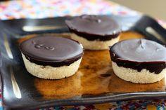 Dark Chocolate Coconut Treats