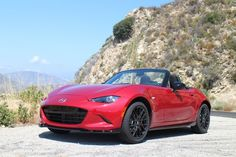 2016 Mazda MX-5 Miata: The Greenest New Sports Car You Can Buy?