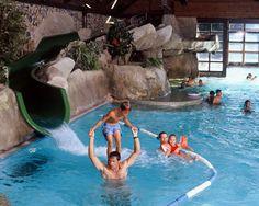 Disney Hotels, Sequoia Lodge - Indoor Pool, Disneyland Paris