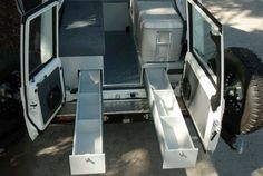 4WD Toyota Troop Carrier Conversion